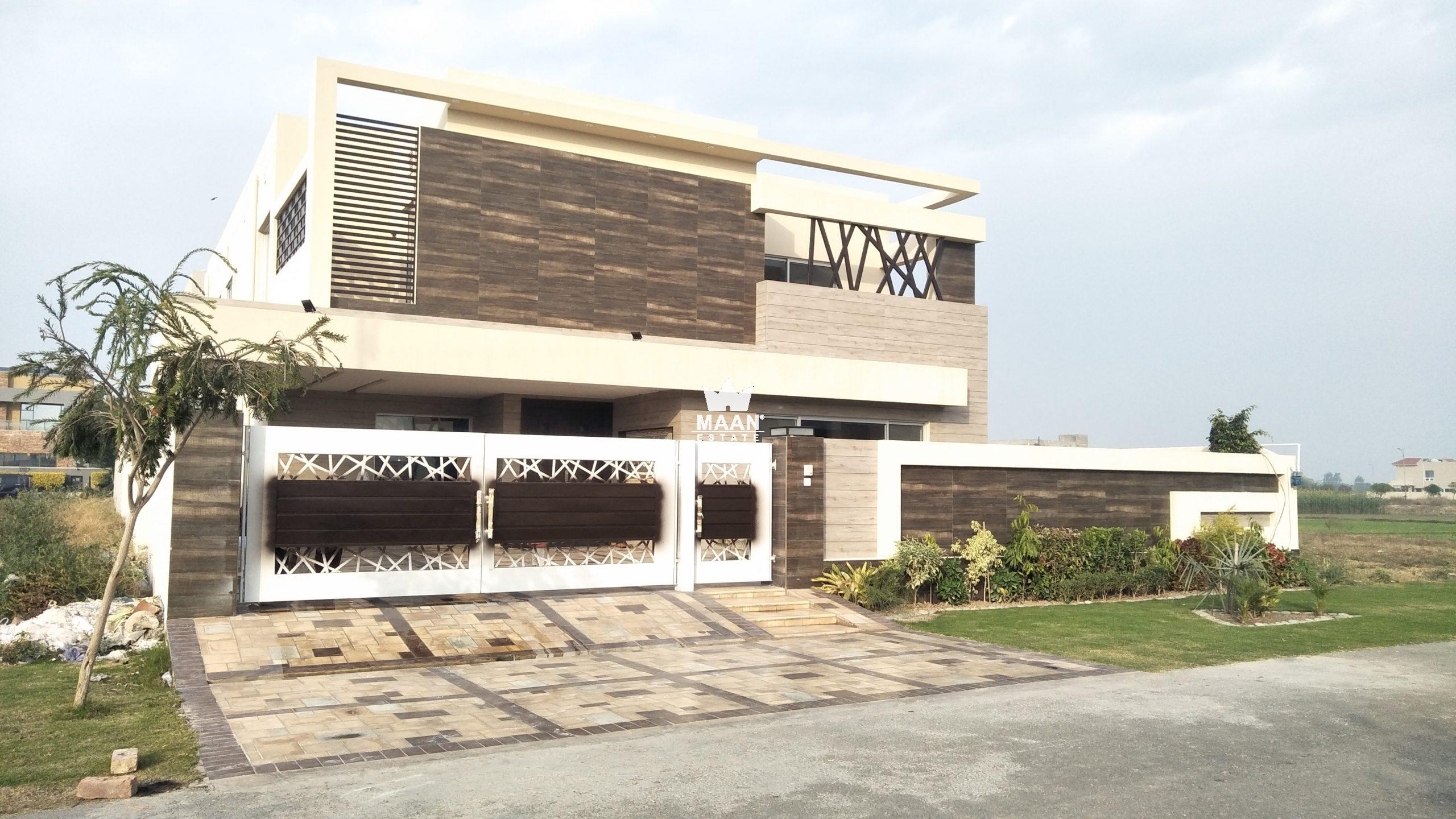 ONE KANAL BRAND NEW LUXURY PRACTICLE HOUSE FOR SALE IN DHA PHASE 7 LAHORE